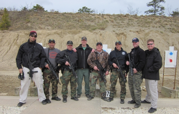 Rifle Operators Course